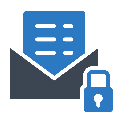 lock, message, protect, security, shield icon