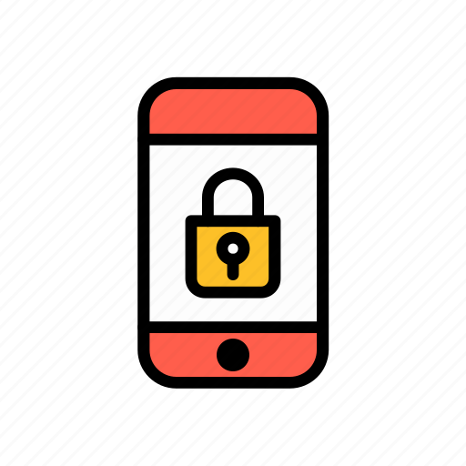 phone, protection, safe, safety, security icon