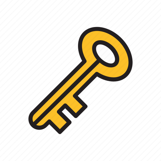 key, protection, safe, safety, security icon