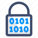 encryption, lock, safety icon