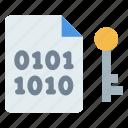 decode, encryption, encryptionencode, file icon
