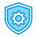 control, security, shield