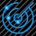 radar, scan, sonar icon