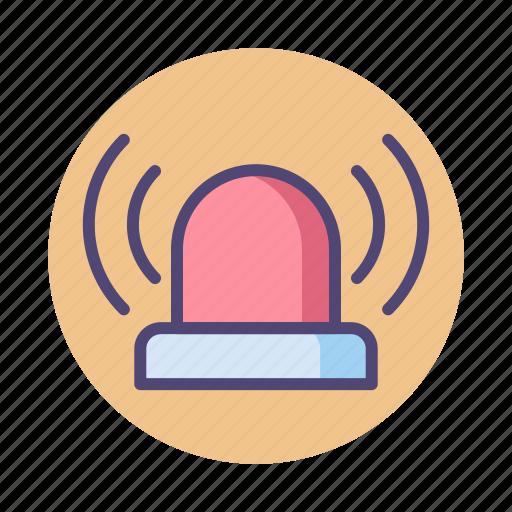 alarm, alert, bell, notification, ring icon