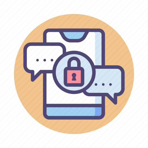 encrypted, encrypted message, encryption, messaging icon