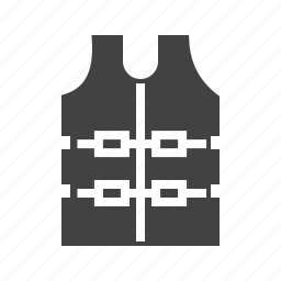 bullet, bulletproof, equipment, law, police, protection, vest icon