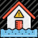 flood, monitoring, home, insurance
