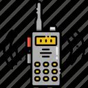 walkie, talkie, communication