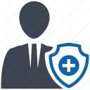 admin, security icon