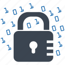 encryption, security icon