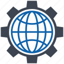 internet, security, settings icon