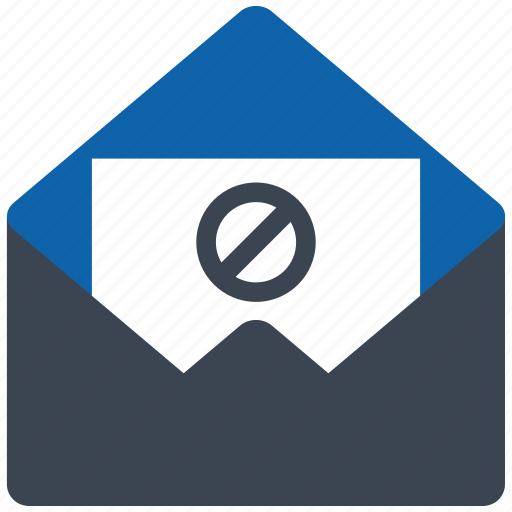mail, security icon