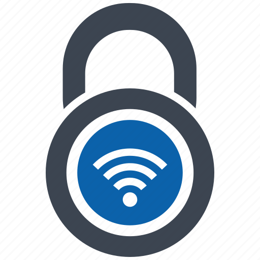security, wifi icon