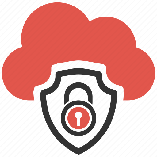 cloud, protection, safety, secure, security icon