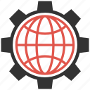 internet, protection, safety, secure, security, settings icon