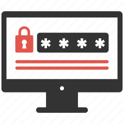 password, protection, safety, secure, security icon