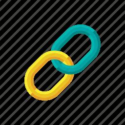 communication, connect, internet, link, network, url, website icon