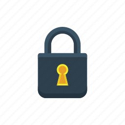 lock, locked, padlock, protect, safe, secure, security icon