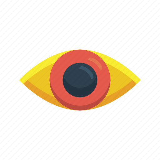 eagle, eye, monitoring, security, surveillance, view, vision icon