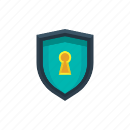 insurance, locked, privacy, protection, safety, security, shield icon