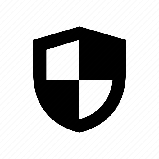 shield, warning icon