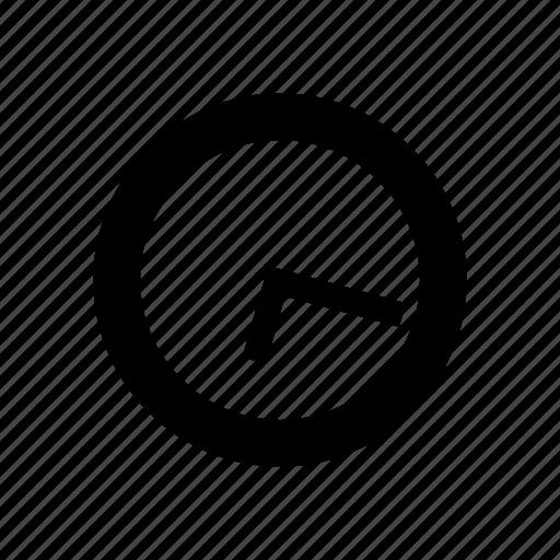 event, event clock icon