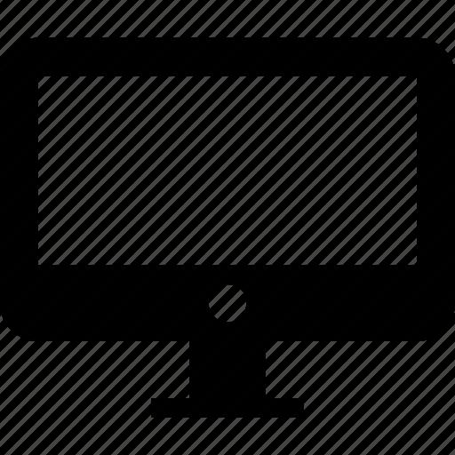 imac, monitor icon