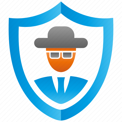 anti, encryption, firewall, guard, shield, theft icon