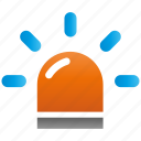 alarm, emergency, encryption, firewall, guard, shield icon