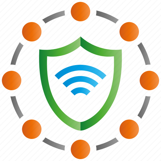 encryption, firewall, guard, network, protect, shield icon