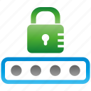 encryption, firewall, guard, manager, password, shield icon