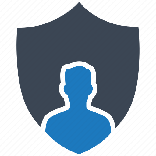 agency, protection, safety, secure, security, server, shield icon