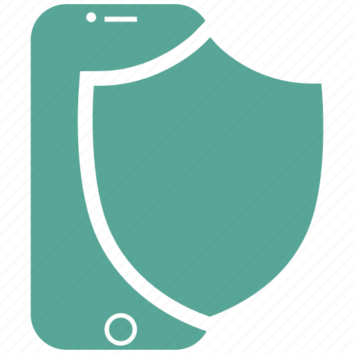 mobile, protection, safety, secure, security, server, shield icon