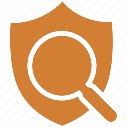 protection, safety, search, secure, security, server, shield icon