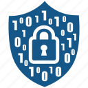 code, protection, safety, secure, security, server, shield icon