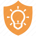 idea, protection, safety, secure, security, server, shield icon