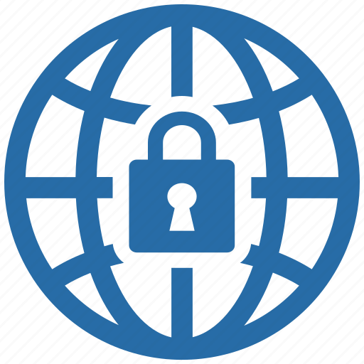protection, safety, secure, security, server, shield, world icon