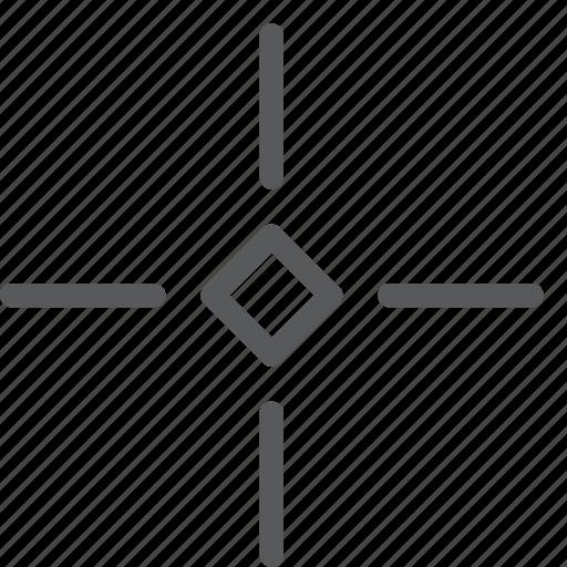 Download crosshair cursor