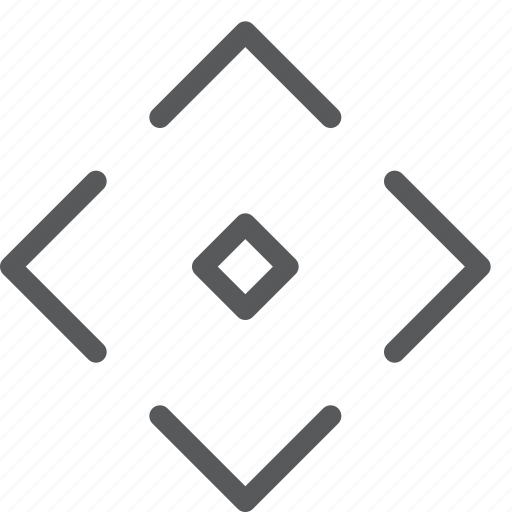 all, arrow, cursor, direction, focus, move, scroll, selection icon