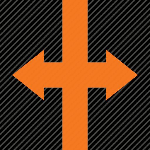 cursor, horizontal, mouse, move, pointer, scale icon