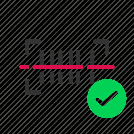 Barcode, kiosk, ok, scanner, self, service, terminal icon - Download on Iconfinder