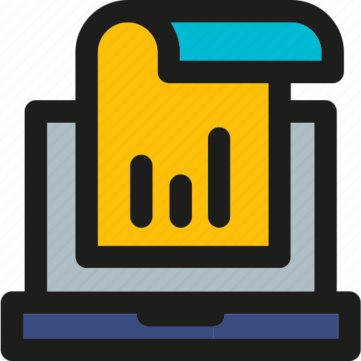 coding, internet, mobile, report, seo, web icon