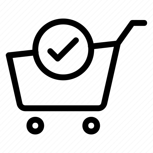 basket, cart, delivery, online shopping, shopping, store, trolly icon