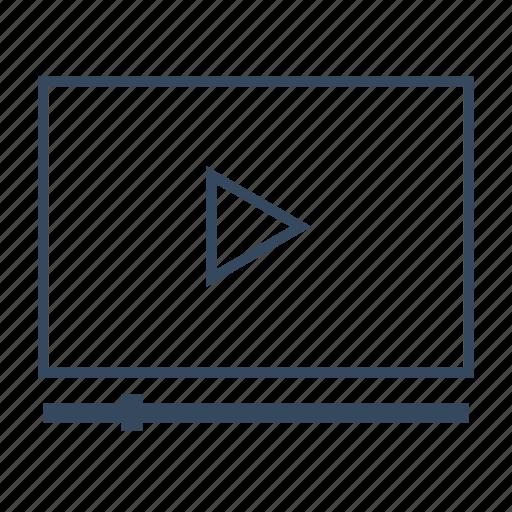 film, marketing, multimedia, seo, video icon