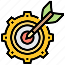 business, goal, strategy, success, target