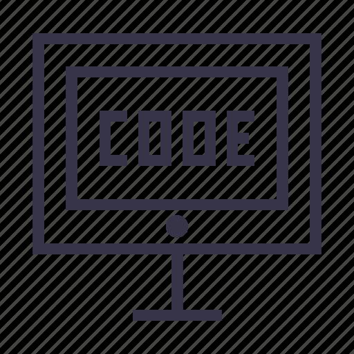 board, code, coding, development, language, programming, seo tool icon