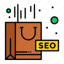 complex, package, seo icon