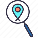find, gps, locate, location, navigation, pin, search