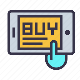 buy, mobile, online, optimization, sale, seo tool, shopping icon