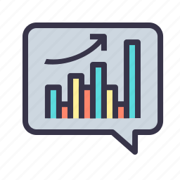 analytics, data, marketing, performance, reseaech, sales, strategy icon